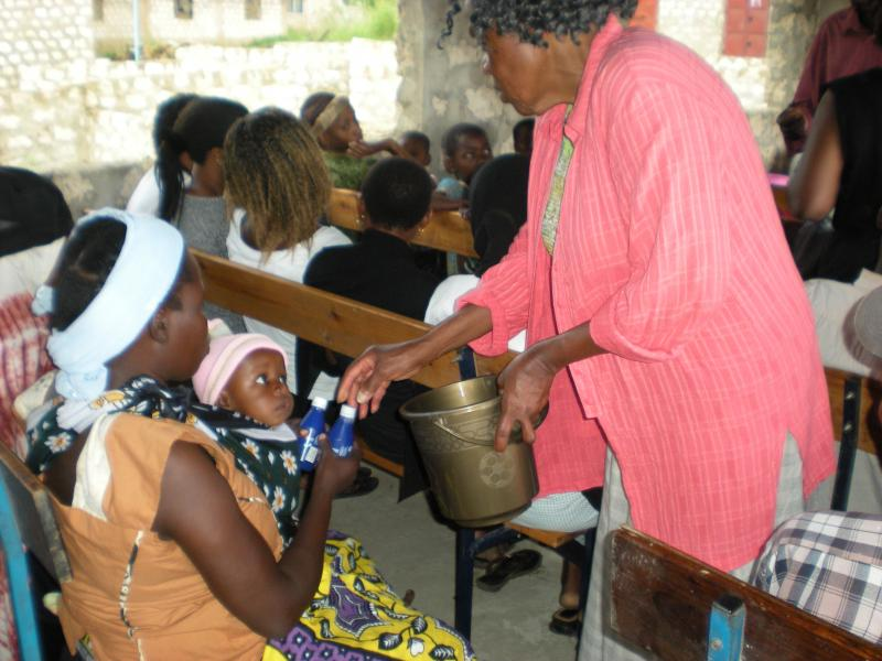 Teaching Ways to Purify Water is Important for Preventing Water Born Diseases
